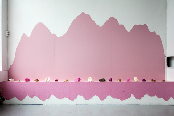 Medvirkende (pink mountain squad) 2
