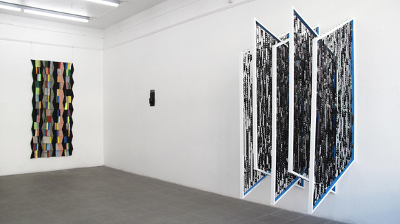 Storck installation view